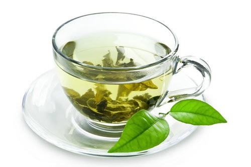 Beauty-Geheimwaffe: Grüner Tee