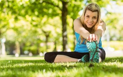 Wellness im Frühling – Fit durchs Frühjahr